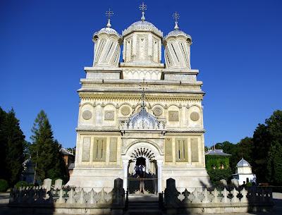 Cerkiew metropolitarna. Curtea de Argeş