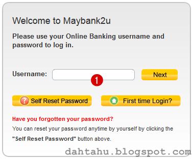 Maybank2u Maybank Transfer ke Tabung Haji 1-1
