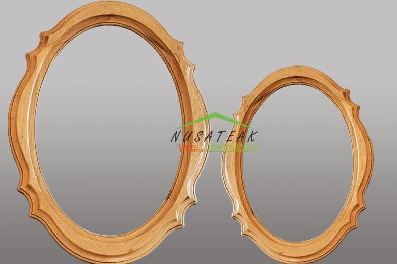 Glasso Oval Classic Mirror