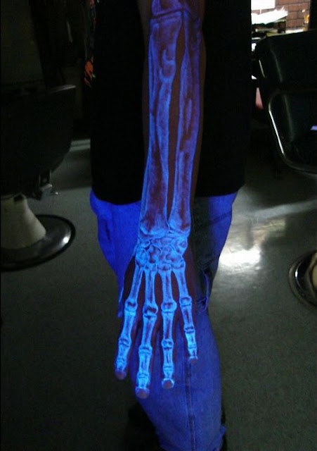 Uv Tattoos