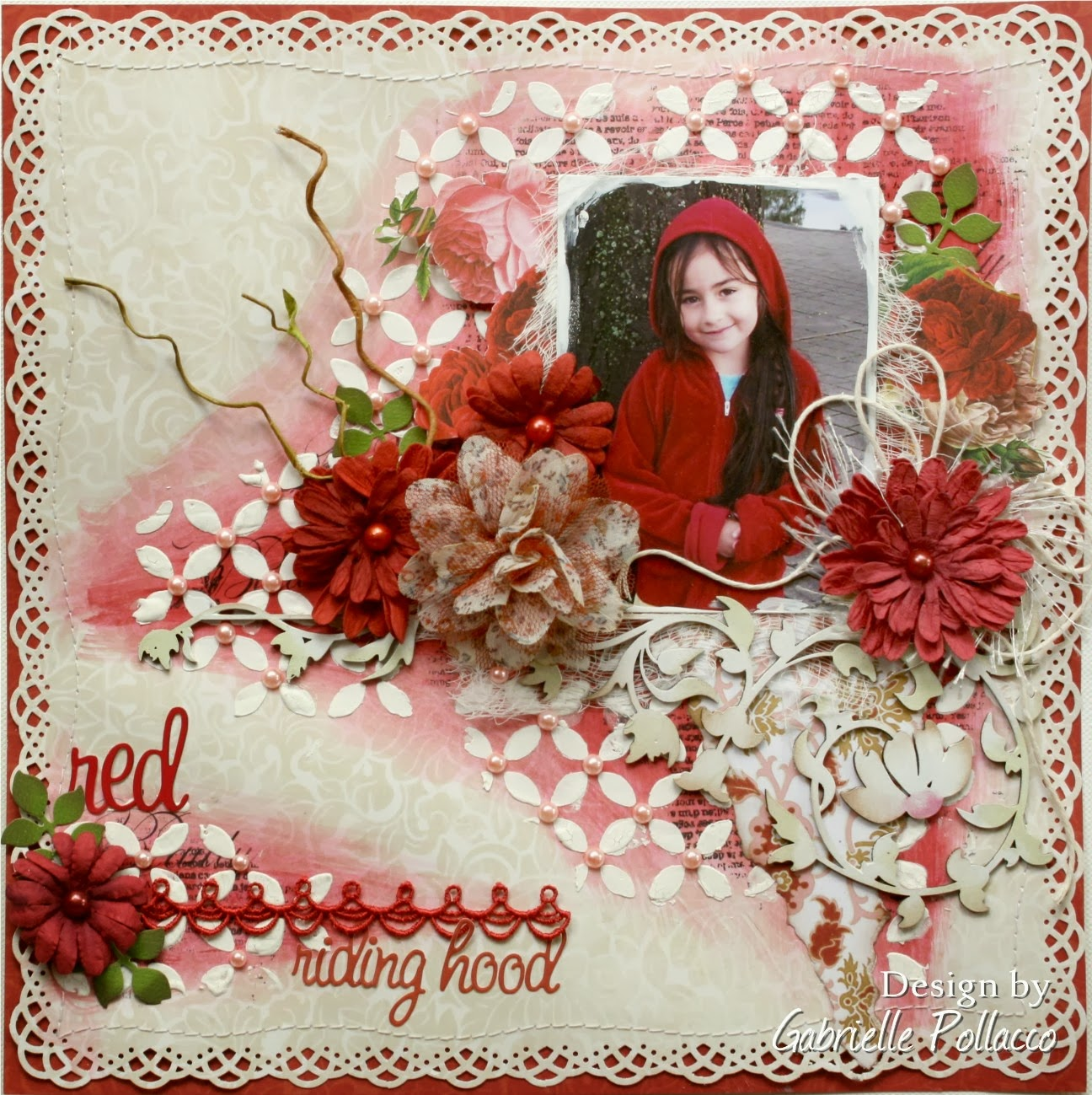 Scrapbook ideas for sister