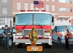 لعبة الفرقة 911 انقاذ