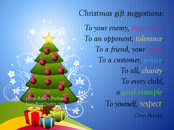 Blogger I Love You: Christmas Quotes
