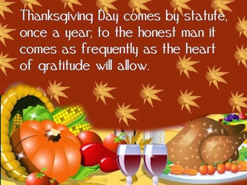Free Funny Thanksgiving Sayings And Quotes