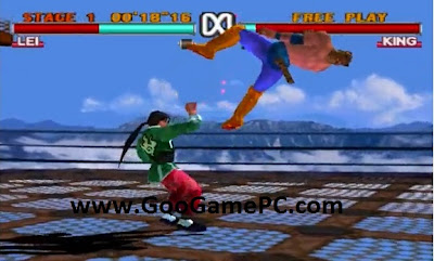 Download Tekken 3 Full PC Games Free Download