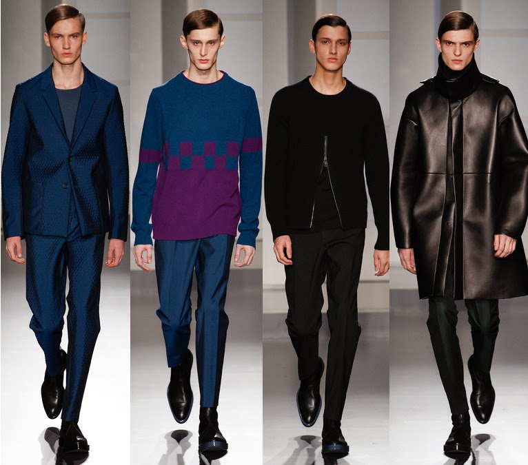 jil sander mens fall 2014 collection