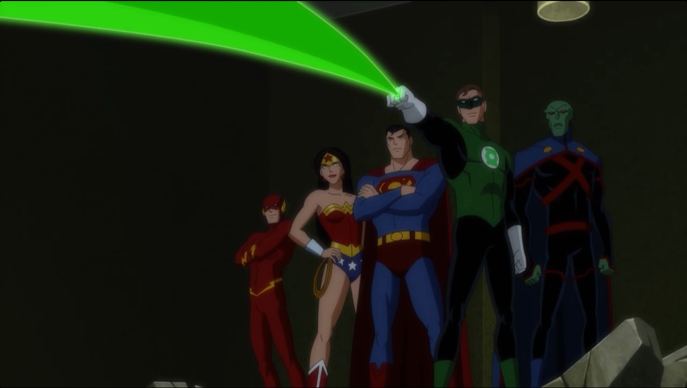 Displaying 19> Images For - Wonder Woman Justice League Doom... Justice League Unlimited Cyborg