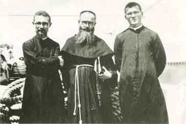 the life and trials of father maximilian kolbe In 1941, the nazis imprisoned father maximilian in the auschwitz death camp there he offered his life for another prisoner and was condemned to slow death in a starvation bunker.