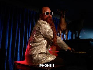 Kamera tes dari iPhone 5