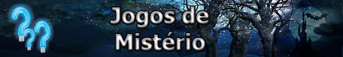 JOGOS DE MISTERIO