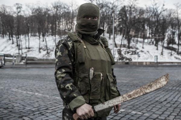 Kiev by Barbaros Kayan