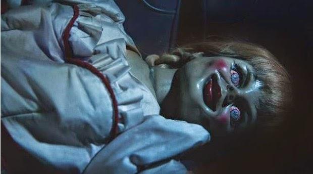 terrifying doll Annabelle