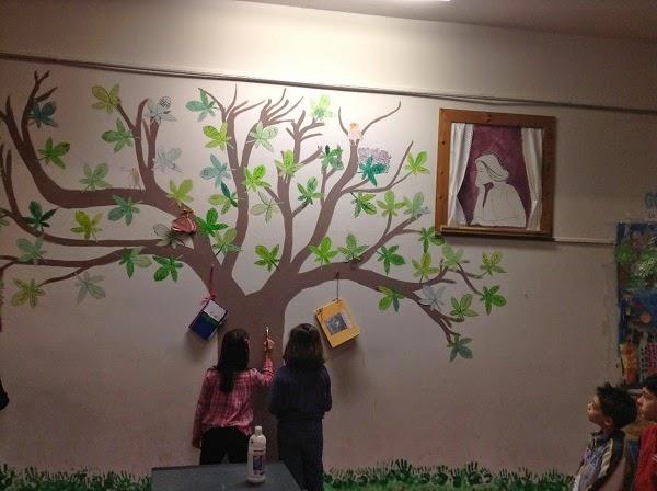 Matteotti 3c l 39 albero di anne giorno della memoria 2013 - Albero su parete ...
