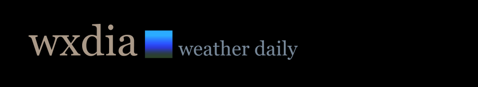 wxdia | wxdia.com | weather daily