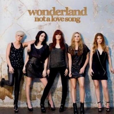 Wonderland - Not A Love Song Lyrics