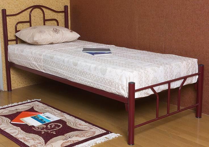 ukuran tempat tidur single size
