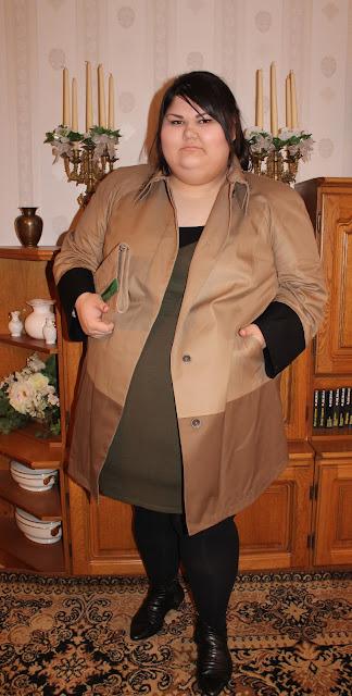 Ulla popken mantel