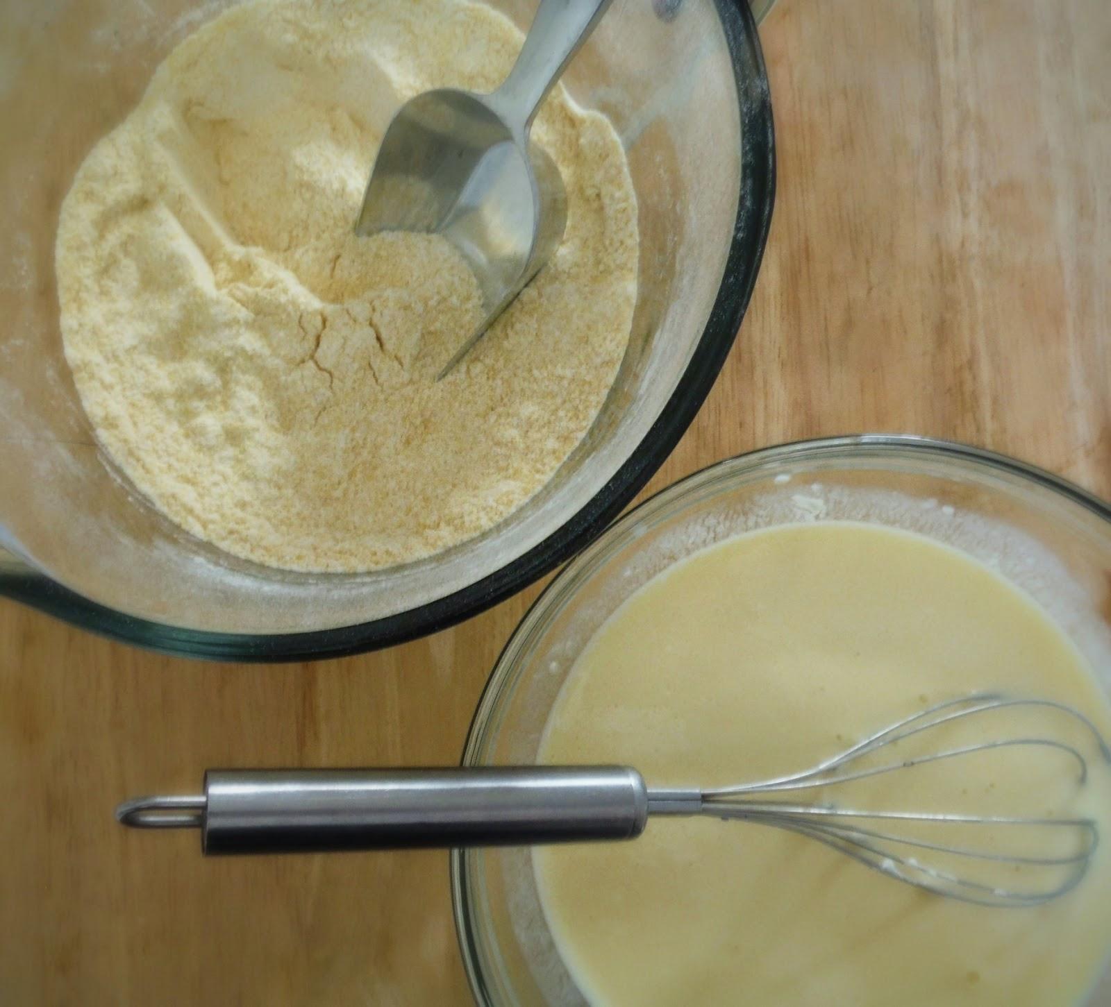Sweet Brown Butter Cornbead