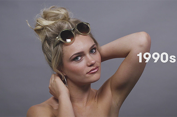 100 years of German beauty 1990