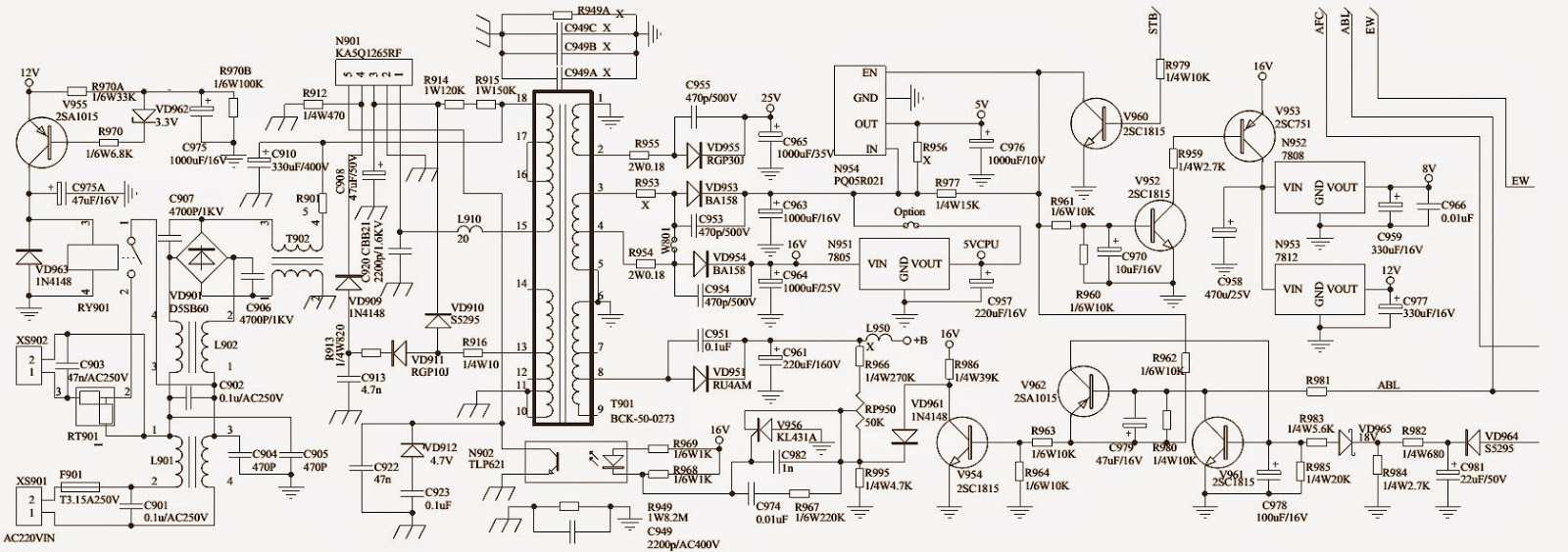 Smps Power Supply Schematic on single phase transformer schematic, cctv schematic, usb cable schematic, battery charger schematic, ups schematic,