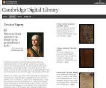Manuscritos de Isaac Newton publicados en internet