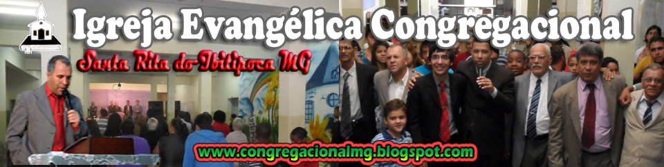 IGREJA EVANGLICA CONGREGACIONAL-MG