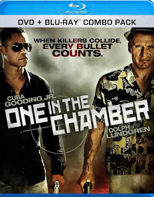 One in the Chamber (2012) 720p BRRip 570MB subs español