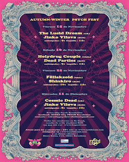 Cartel Autumn Winter Psych Fest, http://psychoner.blogspot.com