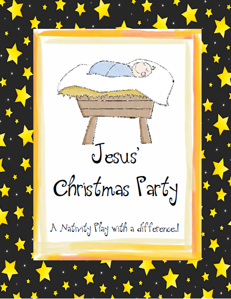 http://www.teacherspayteachers.com/Product/Jesus-Christmas-Party-a-Nativity-Play-with-a-difference-423644