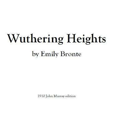 the contrast between heathcliff and cathy in wuthering heights by emily bront A comparison of characters in e brontë's wuthering heights wuthering heights with thrushcross grange, heathcliff with isabella linton and catherine.