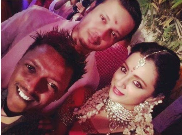 Trisha Krishnan Engaged to Varun Manian Picture