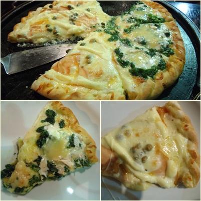 Nella Pietra, Zona Sul, pizzaria