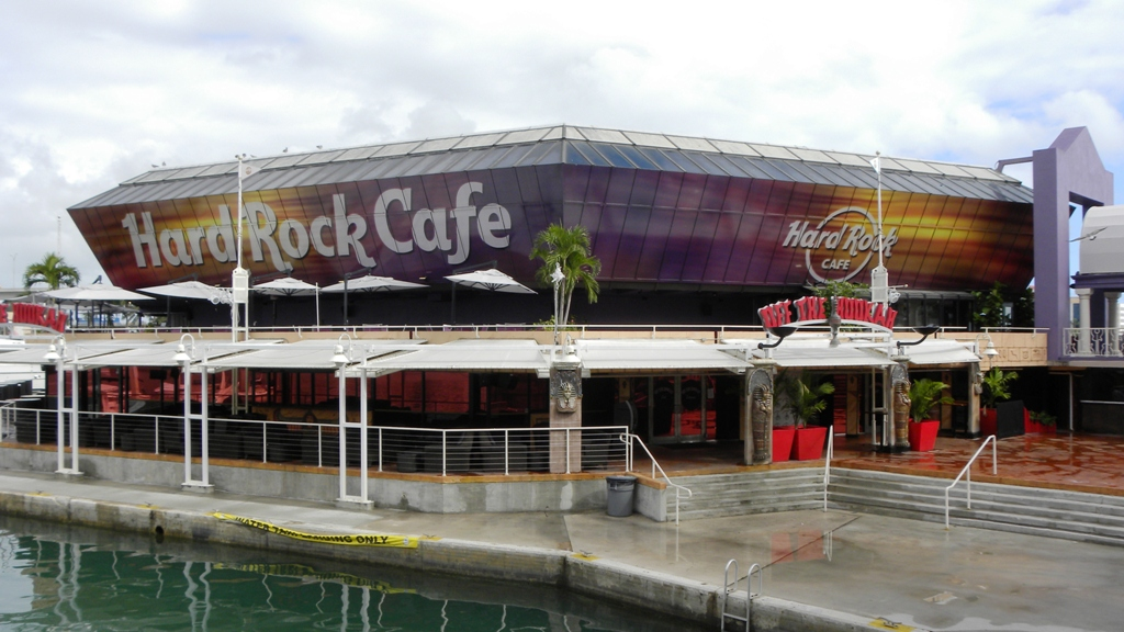 Hard Rock Cafe De Miami