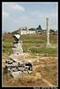 restos arqueológicos do templo de Ártemis