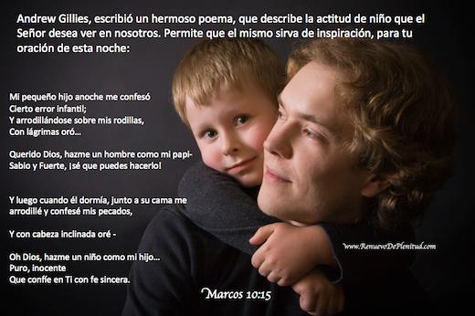 Para mi hijo poema - Imagui