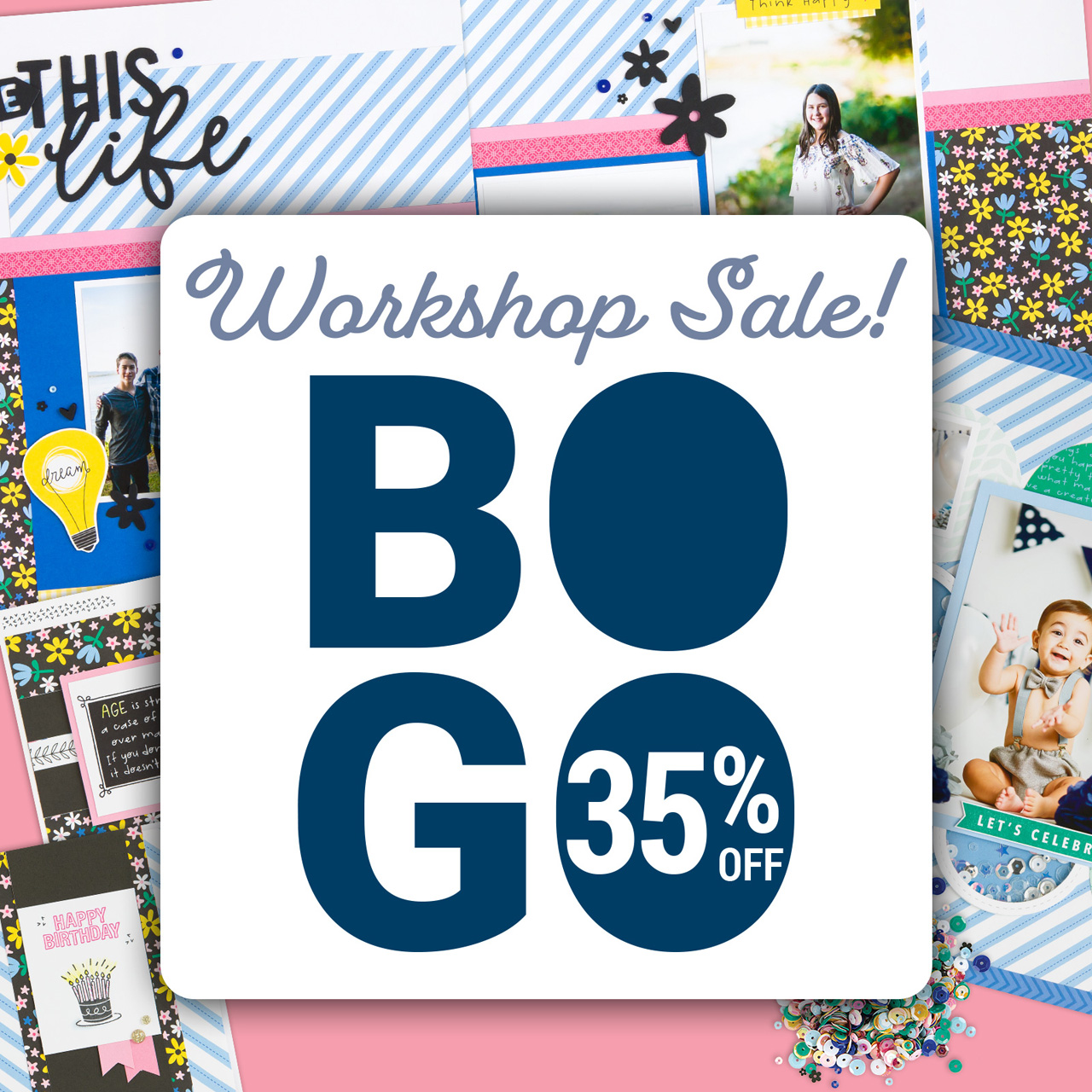 BOGO on WYW Kits!