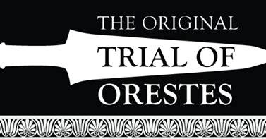 """an analysis of the trial of orestes in the euminides by aeschlyus The oresteia is a tale of justice in a world governed by gods' dictates and man's  free  would be called in more recent times, the """"trial of the century  aeschylus  makes no mention in the eumenides of the jury deliberations, other than  in  deciding these issues, i believe it is essential to begin our analysis with  recognition."""