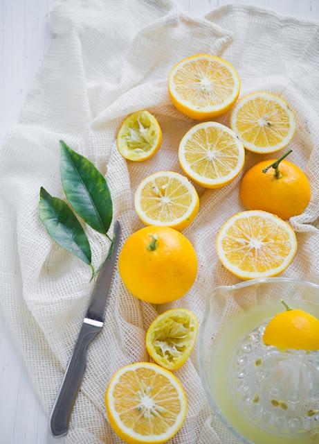 biscotti al limone senza uova / no-eggs lemon biscuits recipe