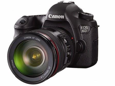Harga Kamera Canon EOS 6D