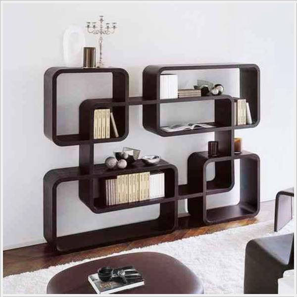 See Attractive Anything Unusual Creative Bookcases