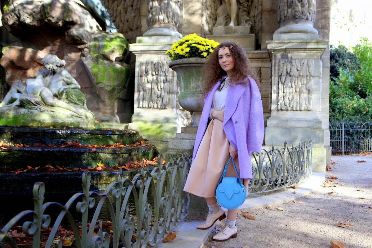 Autumn pastels with River Island