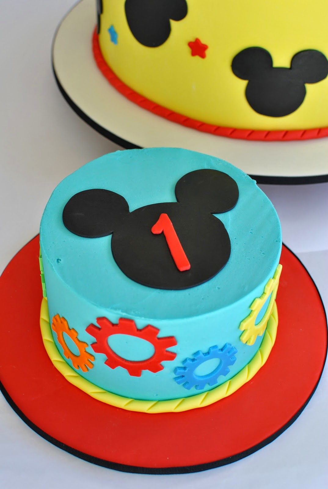 Hope S Sweet Cakes Mickey Mouse Frozen Pirates