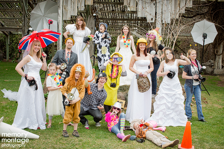 Harlem Shake wedding photography