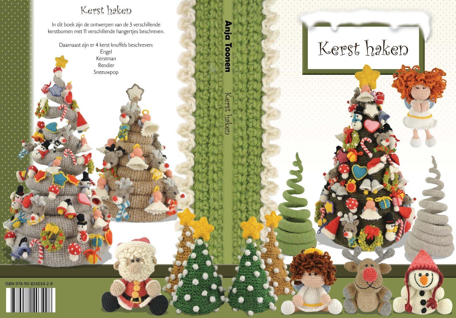 Mijn 12e boek: Kerst haken