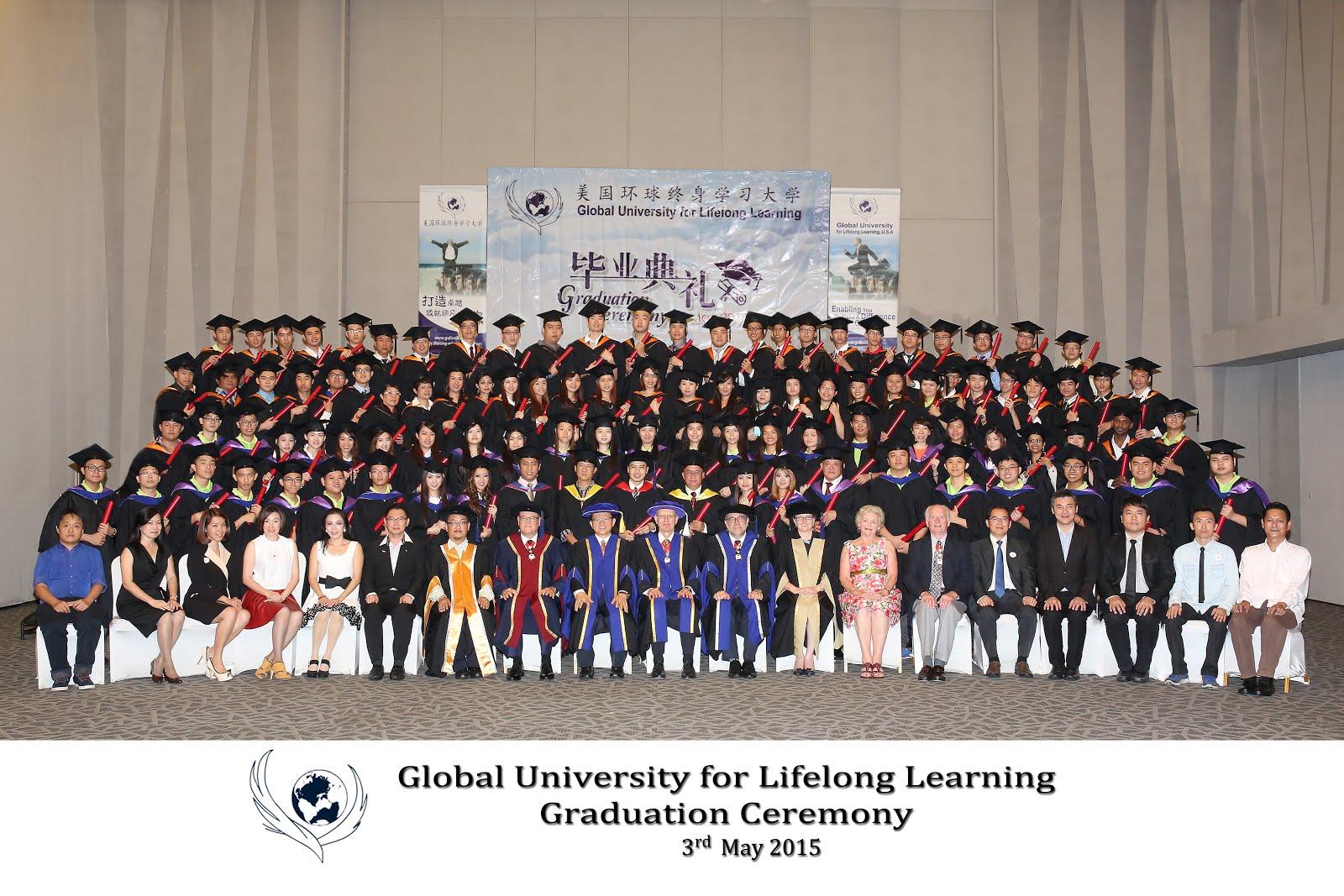 2015 马来西亚区毕业典礼 Malaysia