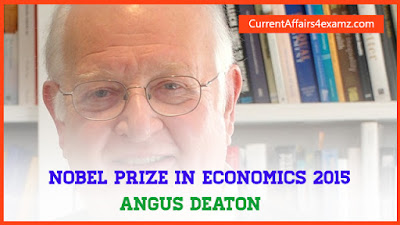 Nobel Prize in Economics 2015