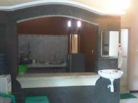 Dapur Villa Citumang