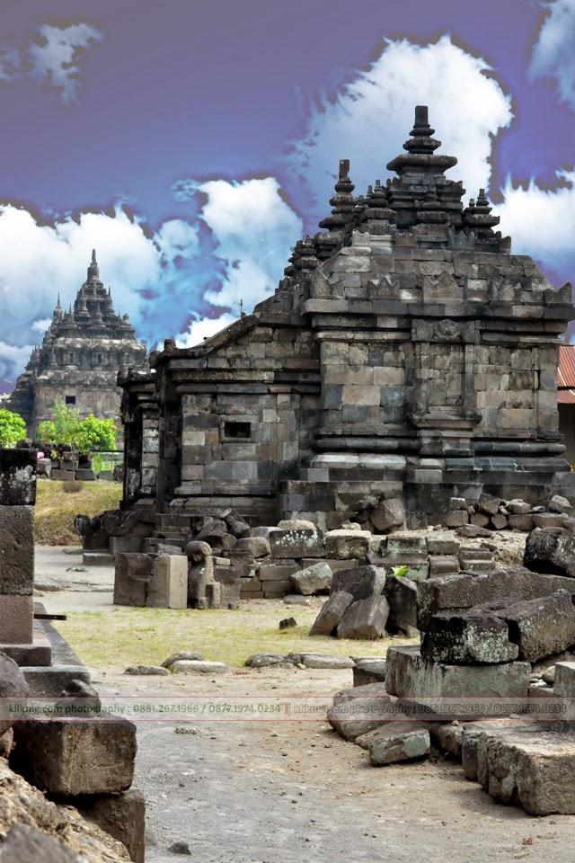 CANDI PLAOSAN - Photo oleh : KLIKMG.COM, Fotografer Purwokerto - Fotografer Banyumas, Fotografer Indonesia
