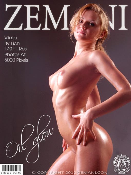 Zeman5-12 Viola - Oil Glow 04070