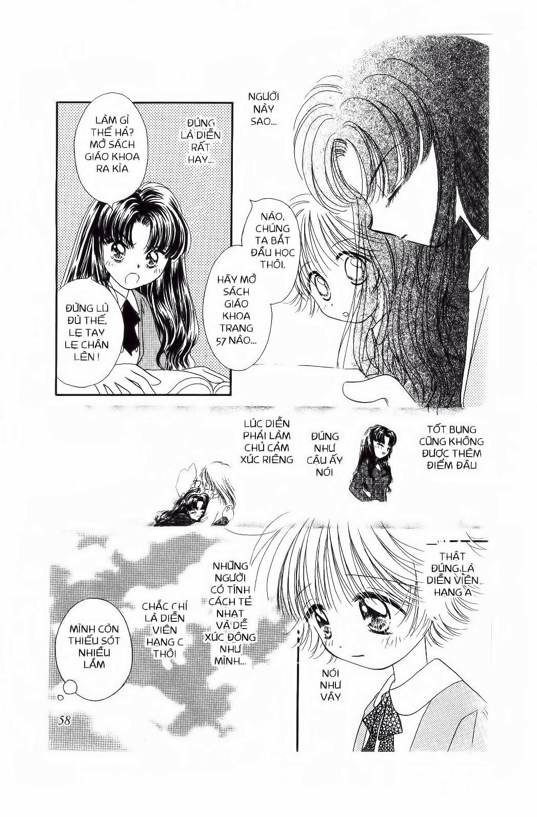 Chắp Cánh ước Mơ chap 15 - Trang 11